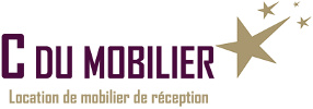 C du Mobilier - Location de mobilier de réception